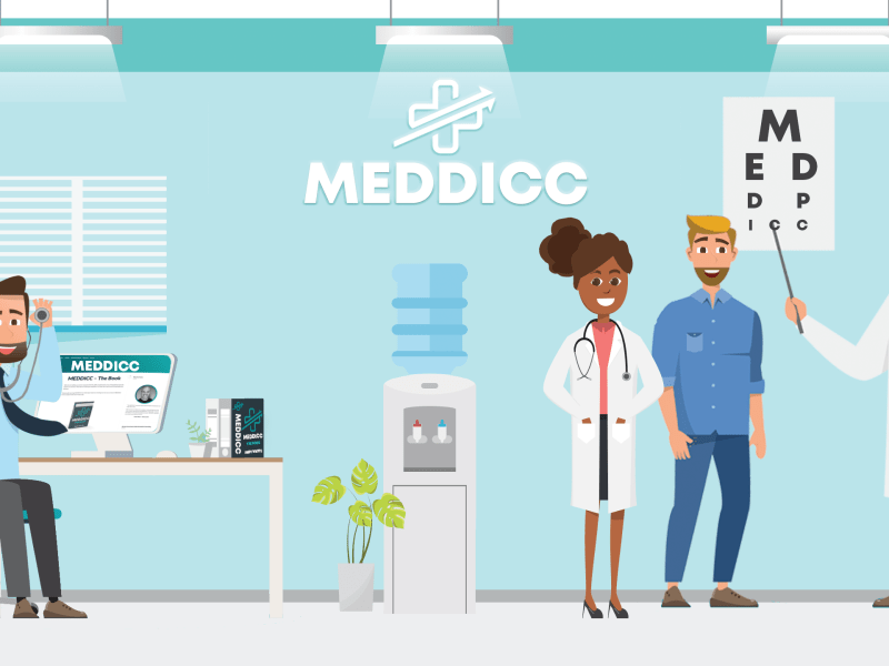 Are you considering MEDDIC instead of MEDDICC or MEDDPICC?