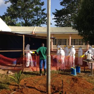 Sierra Leon discharged the last Ebola case 24 August 2015