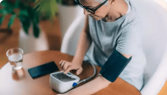 Chronic Patient Monitoring  for Hypertension