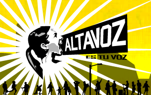 Official Altavoz Promotional Graphic