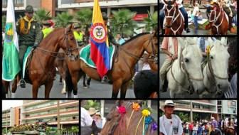 Kicking off Medellin's Feria de las Flores