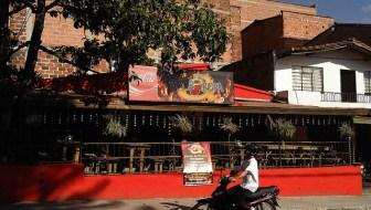 Brasarepa Restaurant in Envigado