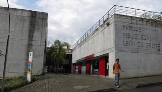 Parque Biblioteca Leon de Greiff