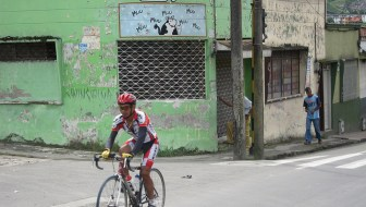 Colombian Cycling, King of the Mountains