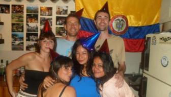 A Very Colombian Birthday