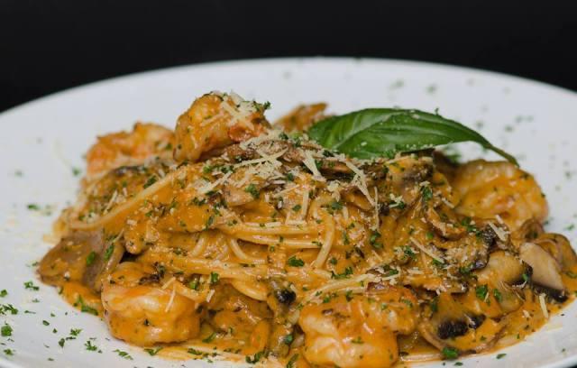 Spaghetti mare e monti (source: Il Massimo)