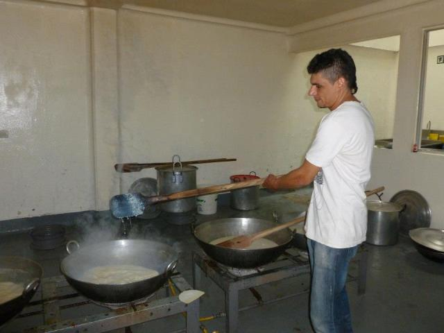 Making arequipe