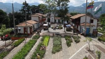 Pueblito Paisa: Mock Antioquian Village Atop Cerro Nutibara