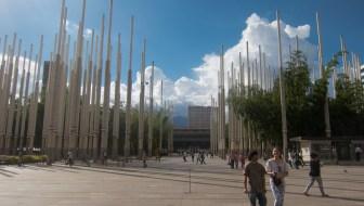A Brighter, Cleaner Parque de Las Luces