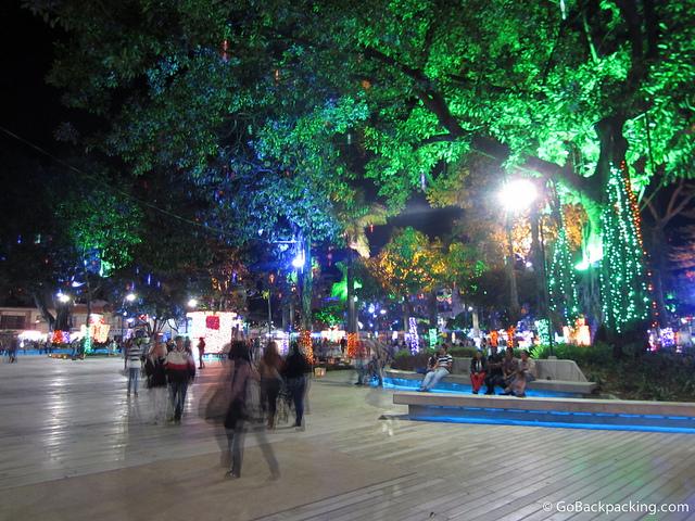 Itagui Park