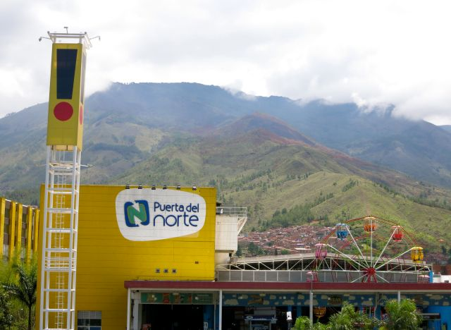 Puerta del Norte, or The North Door, is the city's best shopping mall.
