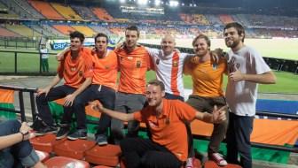La Familia Naranja (Los Gringos de Envigado FC)