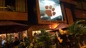 Tiger Paw Hostel, New And Improving