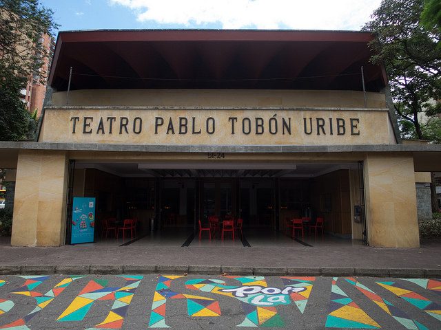 Teatro Pablo Tobón Uribe