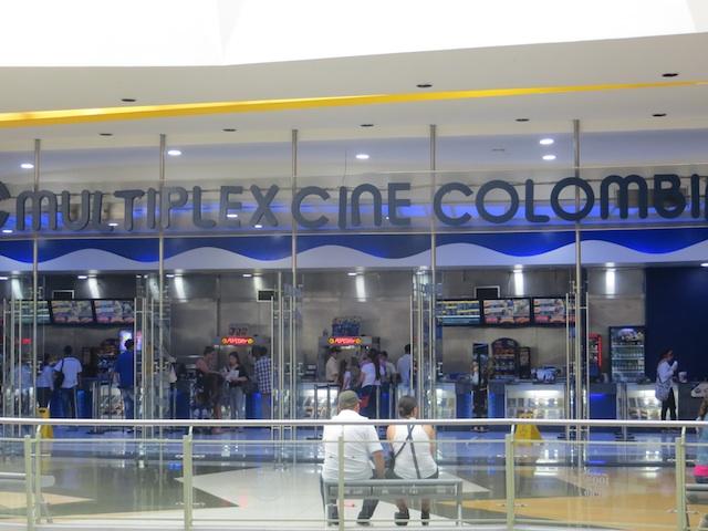 Cine Colombia in Los Molinos