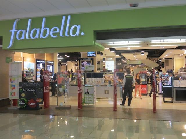 Falabella in Santafé