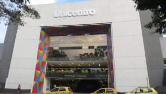 Unicentro: A Western-Style Mall in Laureles