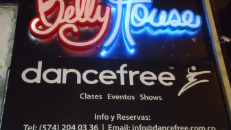 Dancefree: Group Salsa and Bachata Lessons