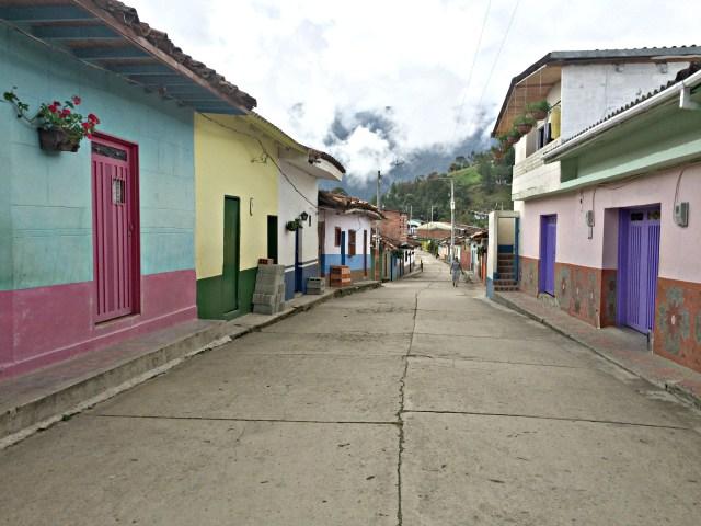 Horizontes, Colombia