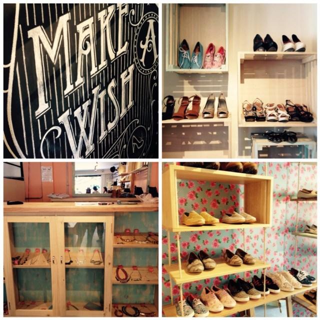 Make a Wish boutique