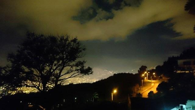 Medellín seen from El Mirador del Poblado