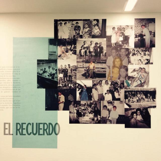Video Verónica Exhibition Room