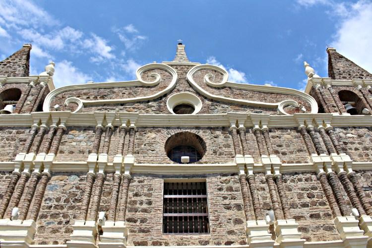 Iglesia de Santa Barbara, the oldest standing church in Santa Fe