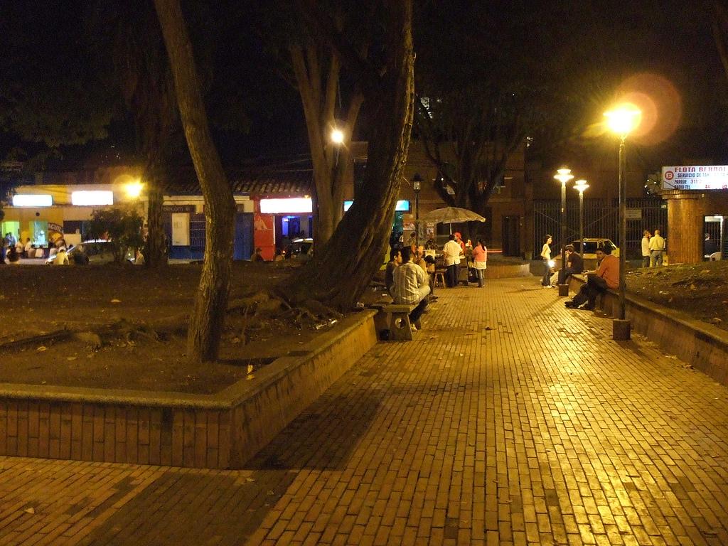 Parque Poblado