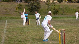 The Medellín Cricket Club