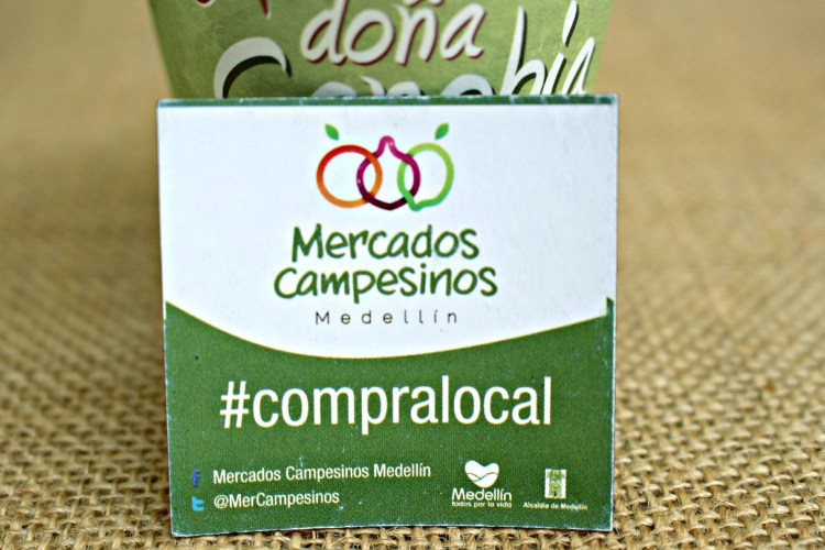 Find Mercados Campesinos on social media with #compralocal
