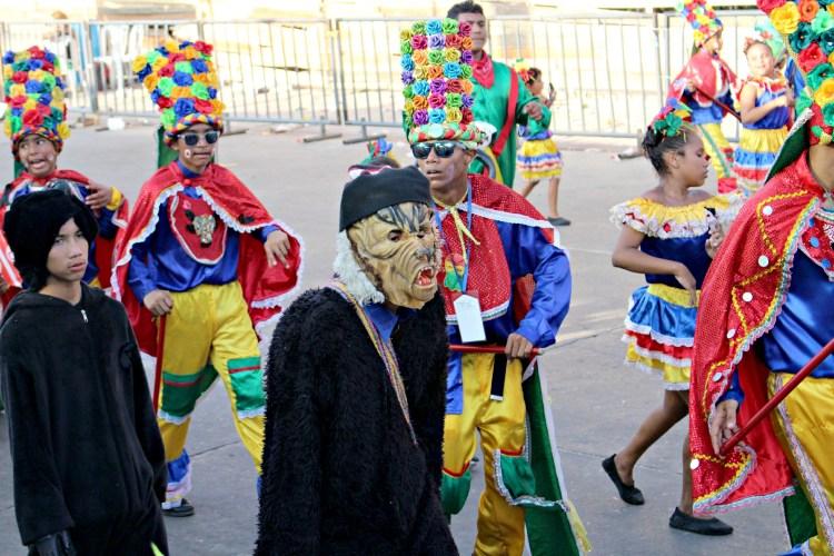 La Gran Parada at Carnaval de Barranquilla