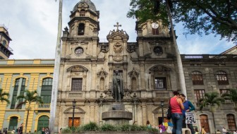 Iglesia de San Ignacio, a Historic Church in El Centro