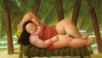 Colombian Artists: Fernando Botero