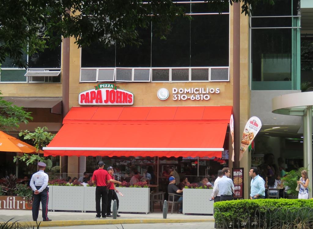 Papa John's Pizza Medellín