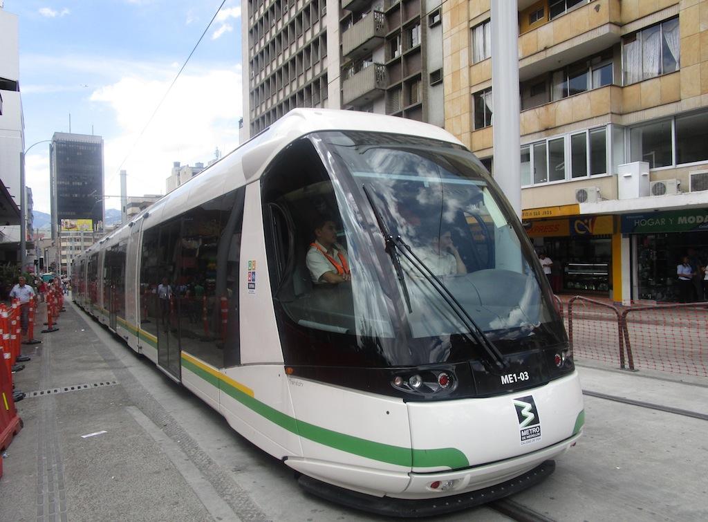 Medellín's New Tranvía