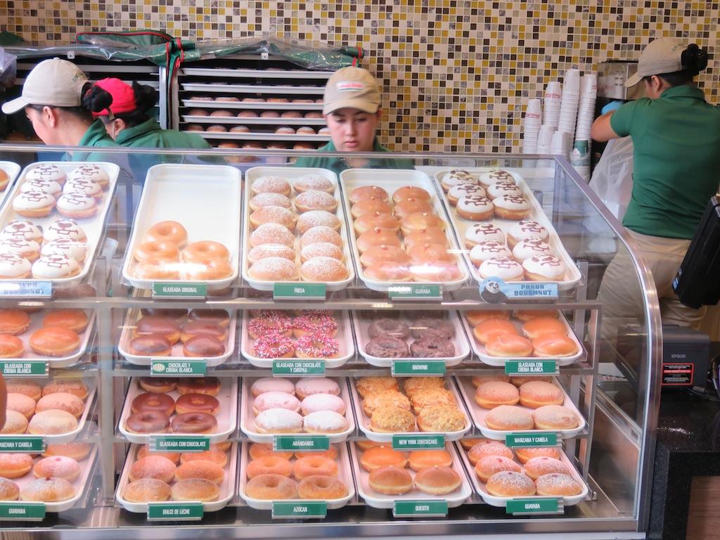 Krispy Kreme Donuts Arrives in Medellín