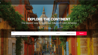Pantrek: A New App to Book Intercity Buses in Colombia