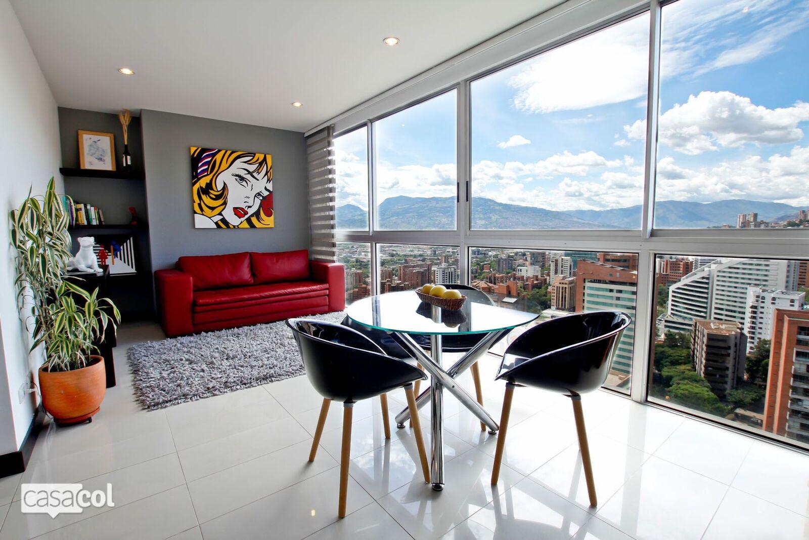 Apartment in the Nueva Alejandria building, managed by Casacol