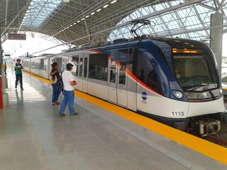 Panama City Metro, photo by Panamafly