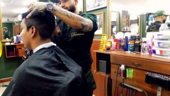 Los Clásicos: Authentic Old-School Barber Shop in Laureles