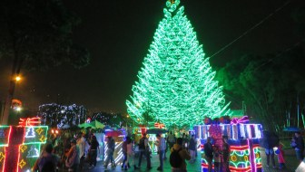 2016 Medellín Christmas Lights: the World-Class El Alumbrado