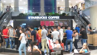 Starbucks in Medellín Opens Two More Coffee Shops
