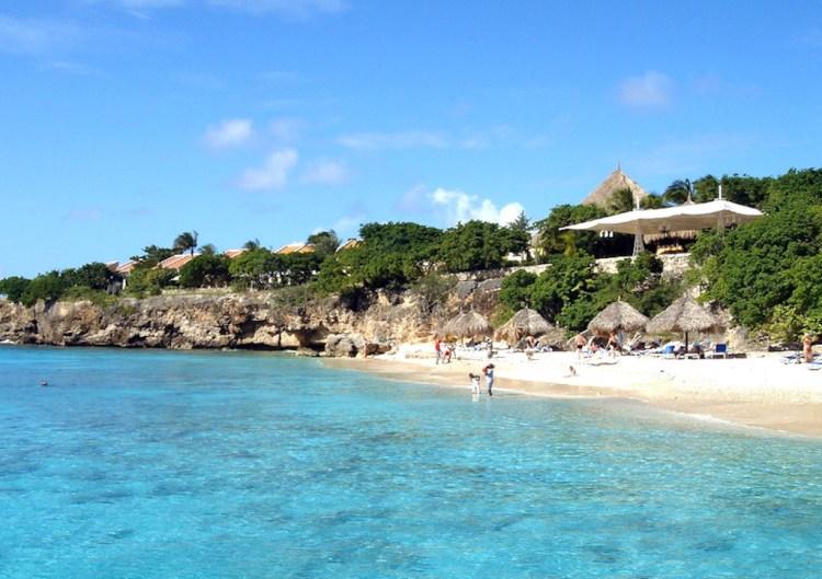 Playa Kalki in Curaçao