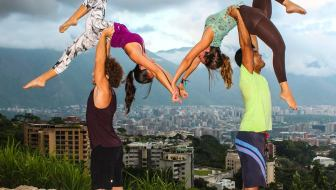 AcroYoga in Medellín and The Upcoming Primavera Event
