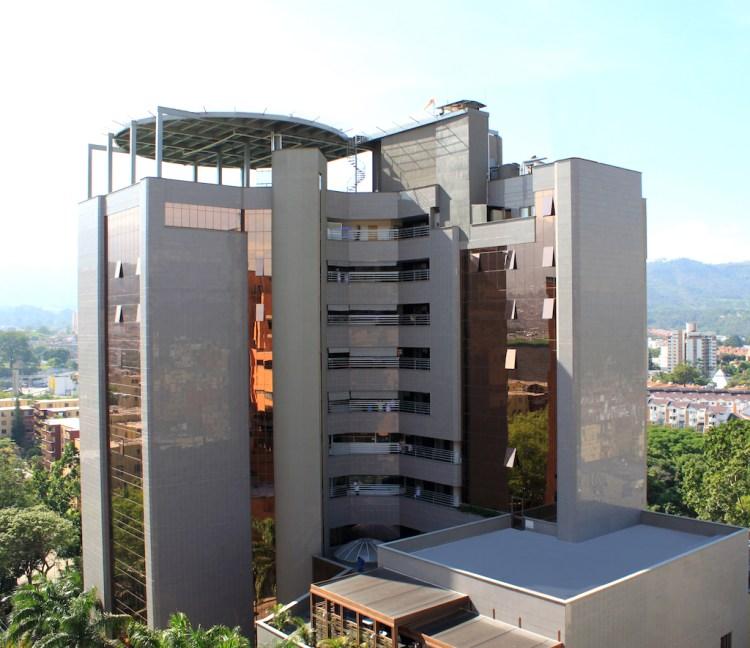 Fundación Cardiovascular de Colombia in Bucaramanga, photo by FCV Colombia