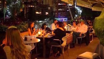 Join the Medellín Living April Meetup: Happy Hour With a View at Delaire Sky Lounge