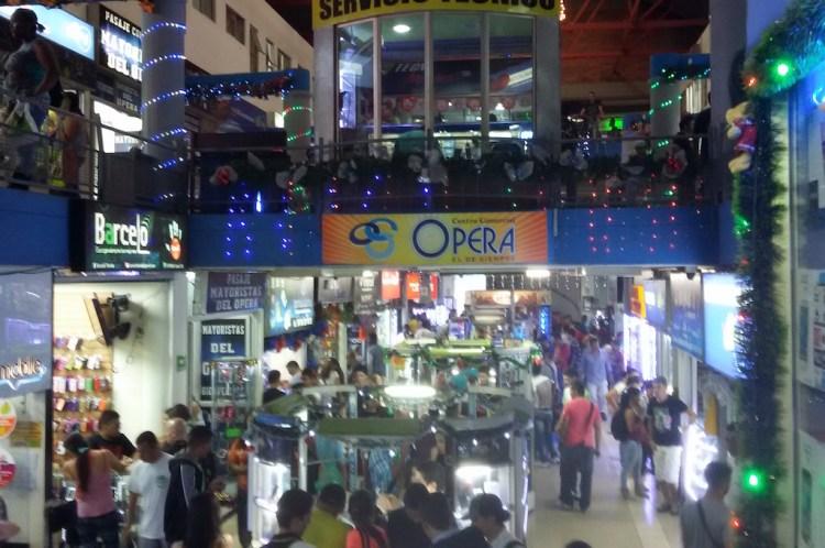 Centro Comercial Opera