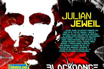 BLACKDANCE FESTIVAL Escucha los mejores tracks de Julian Jeweil