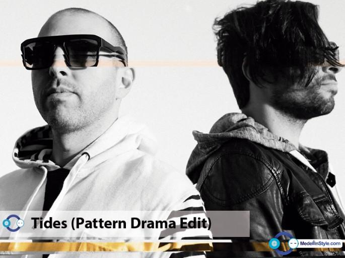 Descarga: The XX – Tides (Pattern Drama Edit)