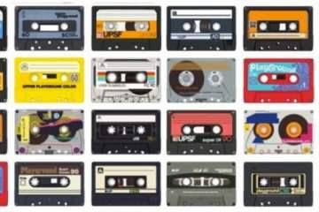 Sony presenta cassette con capacidad para 64,750,000 canciones